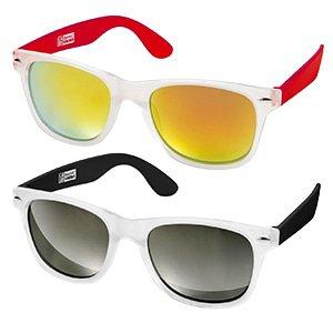 Zonnebrillen kleine oplage bedrukken