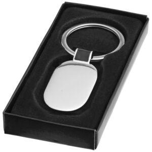 Barto ovale sleutelhanger