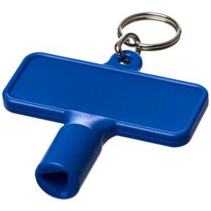 Maximilian rechthoekige hulpsleutel sleutelhanger8mm