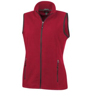 Tyndall fleece dames bodywarmer